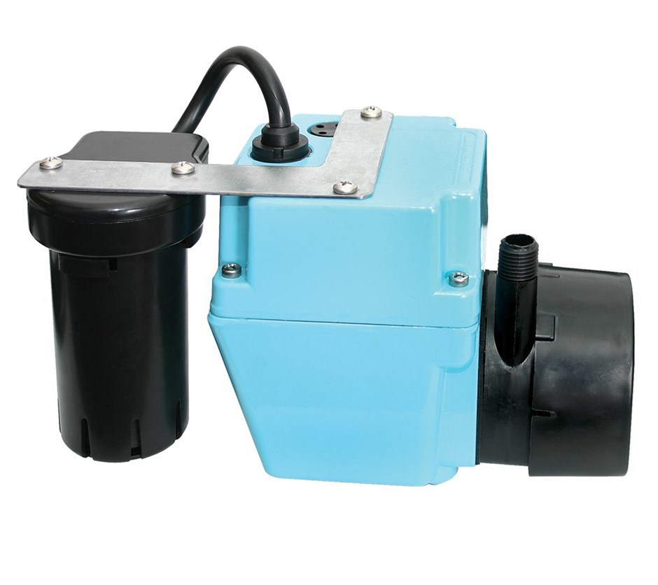 Condensate Removal Pumps 2 Abs Series Shallow Pan Tank